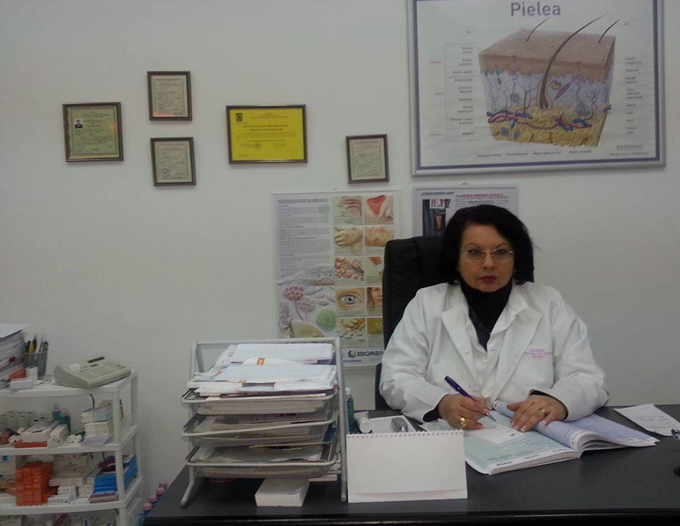 Cabinetul de Dermatologie Dr. SERBAN IULIANA